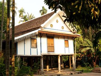 La Ciudad Colonial de Luang Prabang y ´´Free the Bears´´