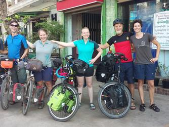 El ambiente cicloviajero en el Sudeste asiático