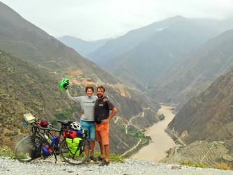 Pedaleando por el Valle del Yangtsé