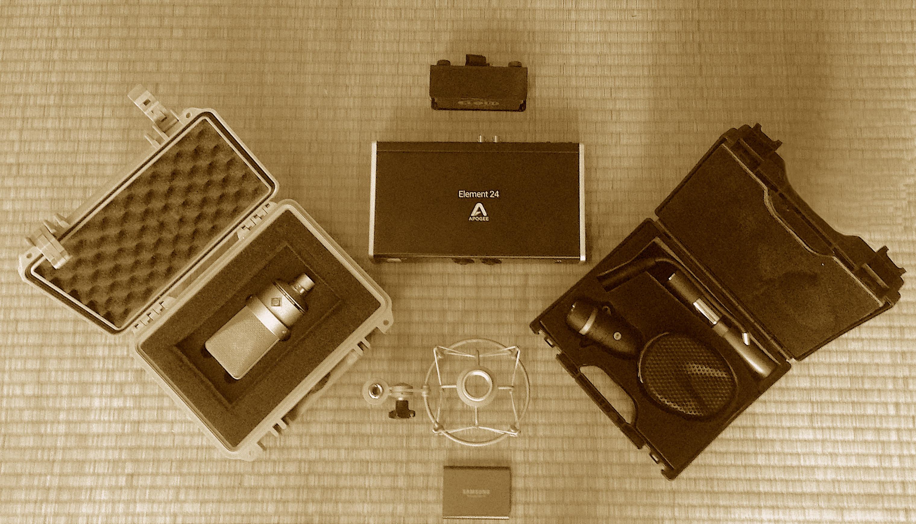 Audio Book Recording