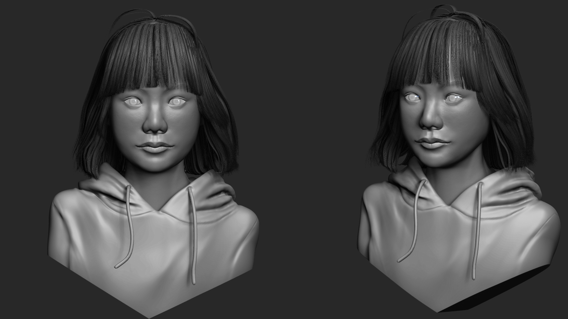 High Res Sculpting
