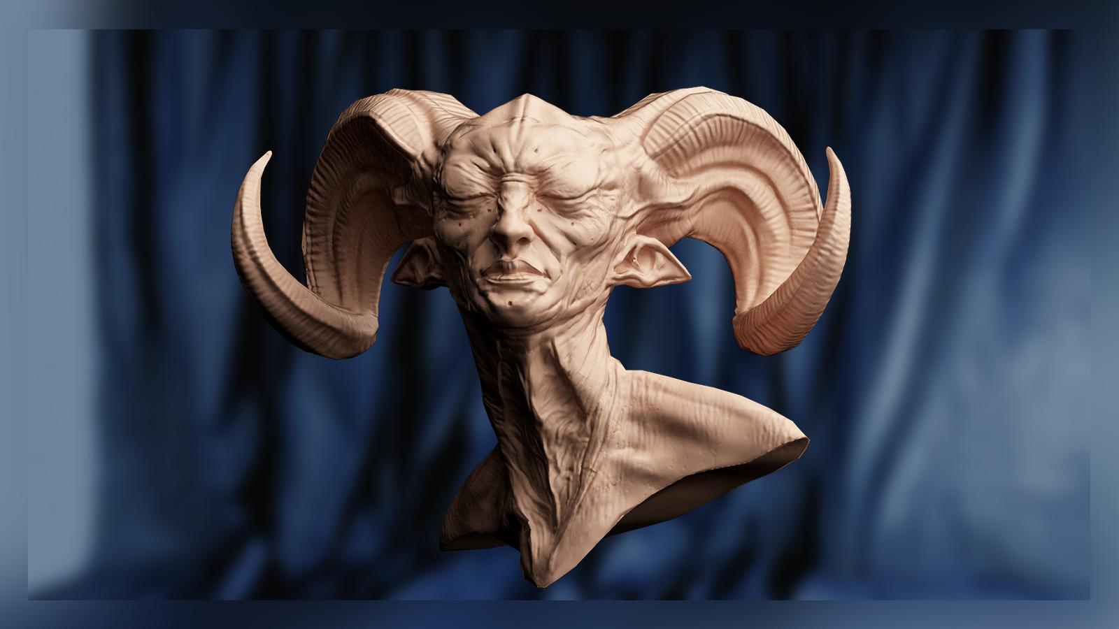 Bust Sculpt Recreation