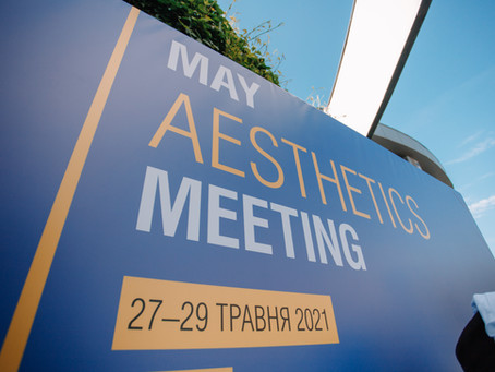 May Aesthetics Metting 2021