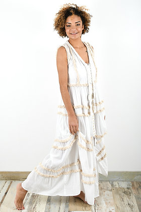 PAMPELONNE Robe Longue