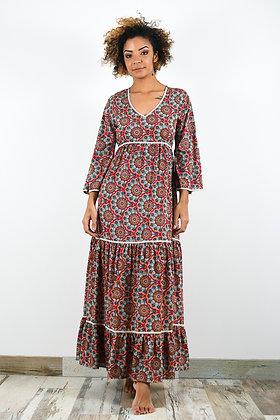 ESMERALDA Robe Longue