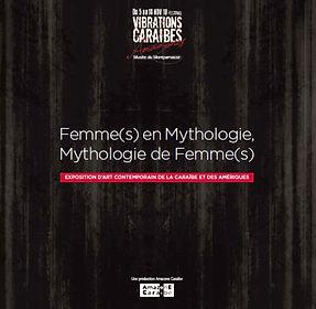Catalogue d'expositin Femme e mythologie, Mythologie de Femmes