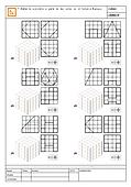 Láminas A4 para la Práctica 2.1 Nivel B