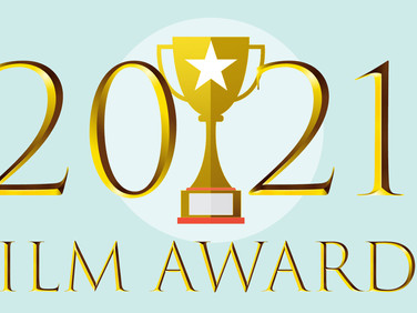 2021 Film Awards season - including the British Film Editors awards