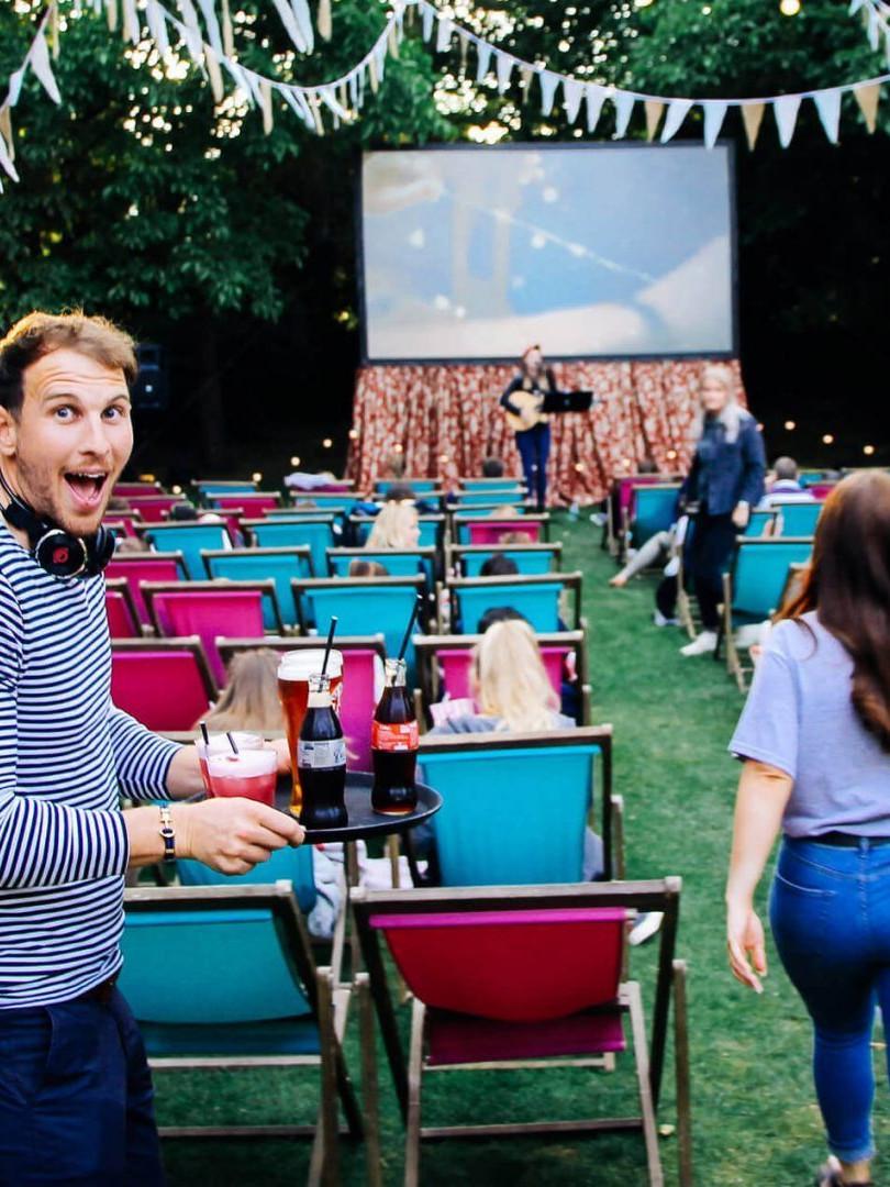 Enchanted Cinema Summer Season 2018