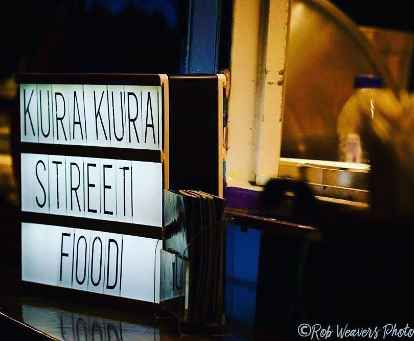 Street food by Kura Kura