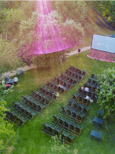 Enchanted Cinema Summer