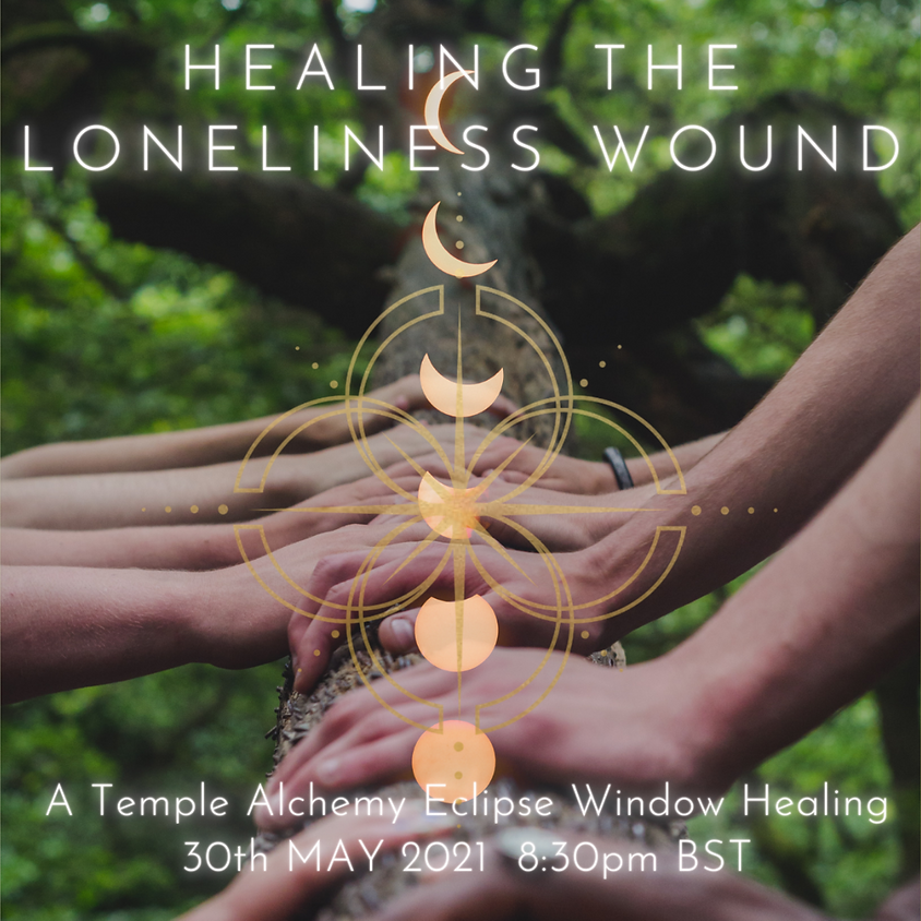 Healing the Loneliness Wound - by Donation