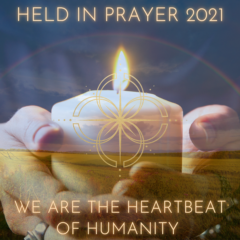 A Year of Held in Prayer 2021 (ongoing)