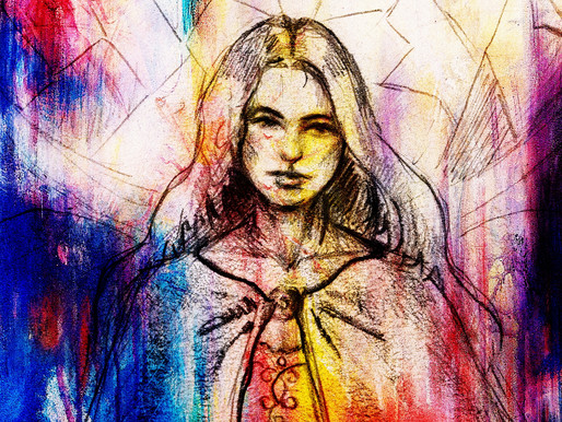 Channeling - Mary Magdalene on Boundaries