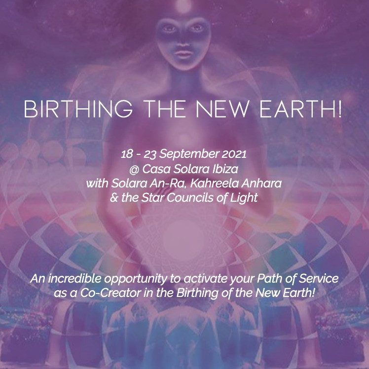 Birthing the New Earth Journey