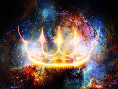 A free meditation to activate the Crowned Feminine within you
