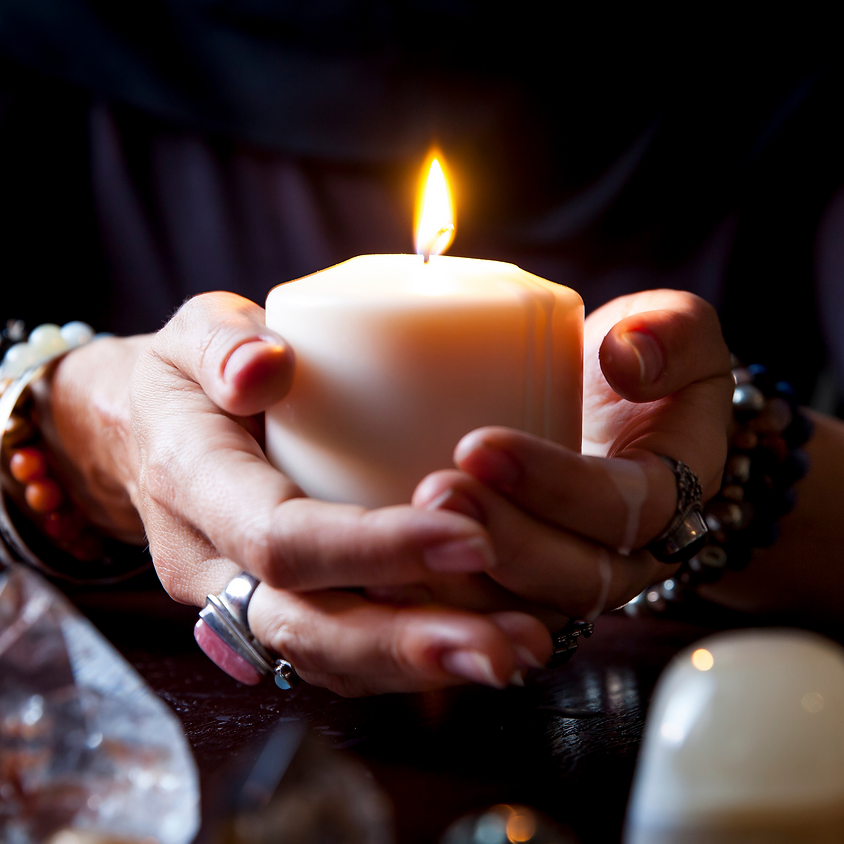 Held In Prayer - An Ascension Ceremony
