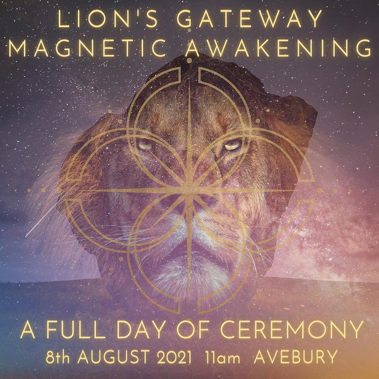 Magnetic Awakening - Lion's Gateway Ceremony in Avebury