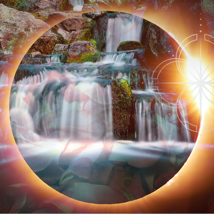Overflowing with Love - An Eclipse Window Healing and Manifesting Journey