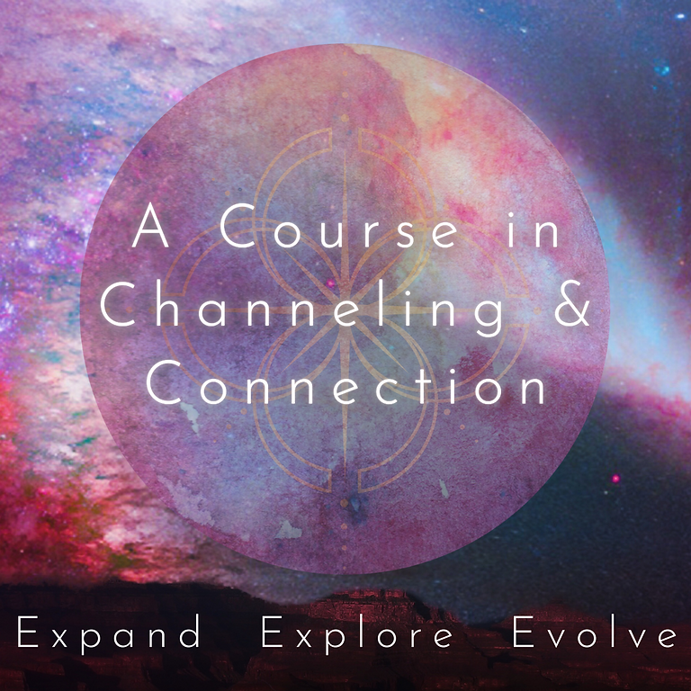 A Course in Channeling and Connection