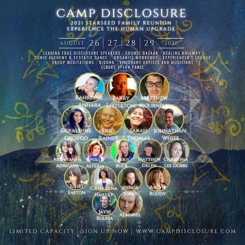 Camp Disclosure