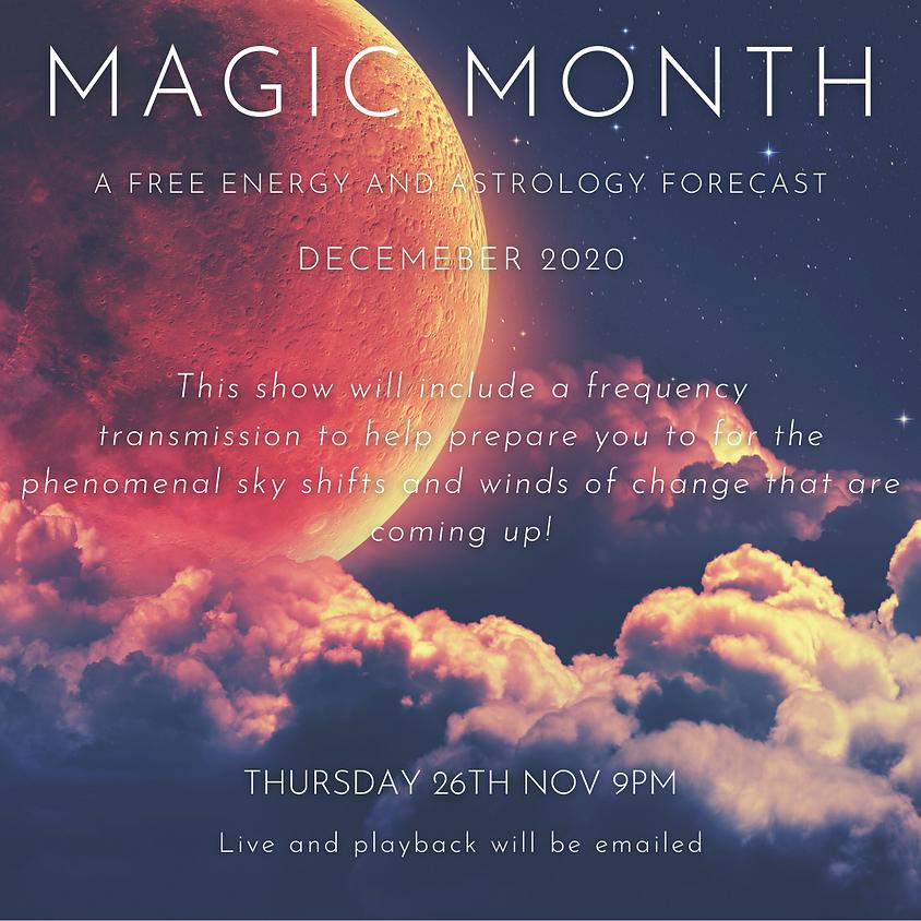 Magic Month of December