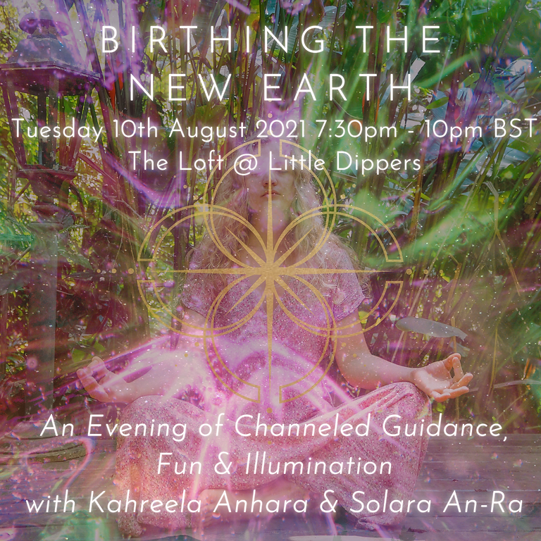 Birthing the New Earth