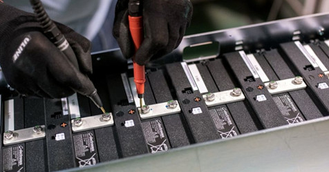 HOW BIG WILL THE BATTERY BOOM GET? TRY $548 BILLION, BNEF SAYS.