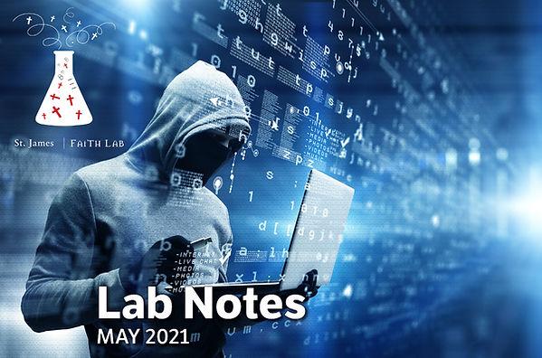 2021-05 Lab Notes Header—Digital Pandemi