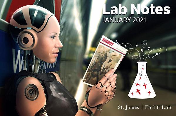 2021-01 Lab Notes Header—10 Commandments