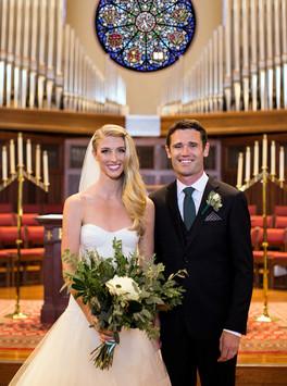 Lieberman wedding and rose window edited