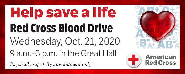 2020-10-21 Blood Drive banner on event p