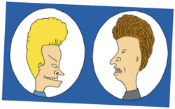 MTV's Beavis & Butthead Show