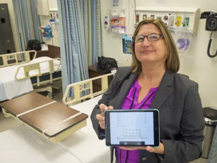 App gives voice to hospitalized patients with communication issues