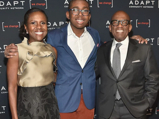Al Roker Opens Up About Raising His Teenage Son with Special Needs: 'I Admire Him'