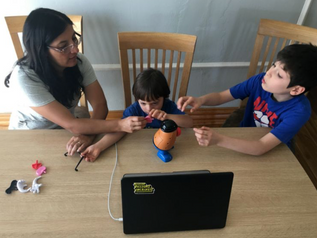 VIRUS DIARY: For boy with Down syndrome, new path of therapy