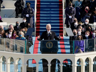 Biden's Inaugural Address Let Kids With Speech Disabilities See a Role Model in the Presidency