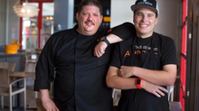 Signature sauces by Huntington Beach teen with autism a big hit at Pacific City restaurant