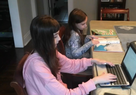 Kids, speech therapists try to make up for lost time after months of missed in-person sessions