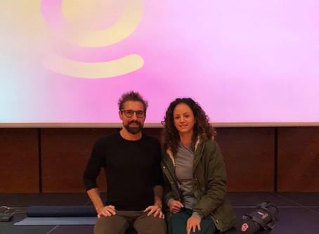 Ashtanga workshop with Ty Landrum in Bucharest - Wellness Festival