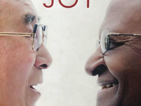 The Book of Joy by Dalai Lama & Desmond Tutu