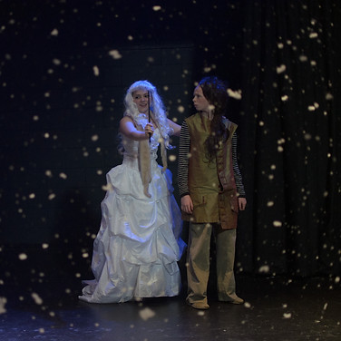 The lion the witch and the wardrobe crescent theatre