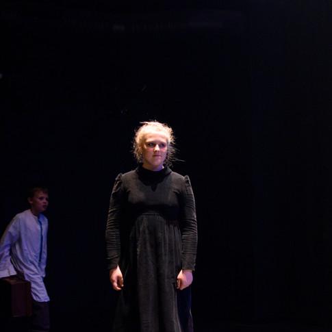 The wardrobe crescent theatre