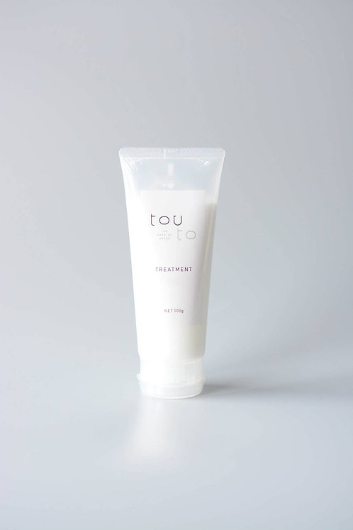 tou-to(トゥーユー) ヘアケアトリートメント  ライト 100ml