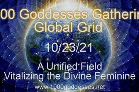 1000 Goddesses Gathering