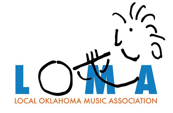 LOMA Local Oklahoma Music Association trumpet guy