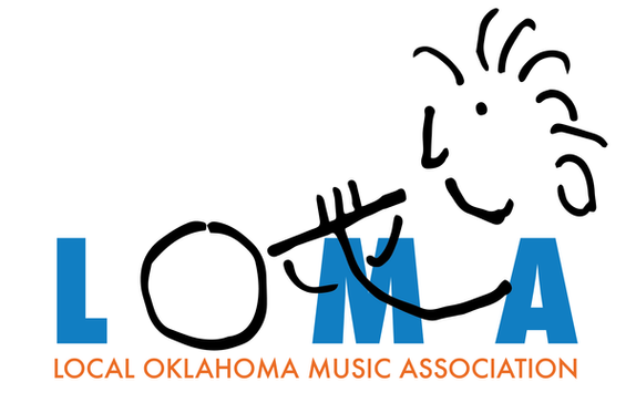LOMA Local Oklahoma Music Association trumpet guy