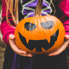 Halloween Fun Over Half Term