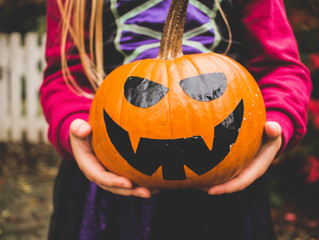 Halloween English Tricks or Treats