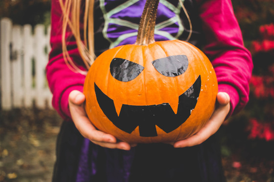 Tips for a Sensory Friendly and Inclusive Halloween!